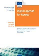 Digital agenda for europa Pubblicazioni SSIP Seminario