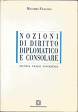 Nozioni di diritto diplomatico Pubblicazioni SSIP Seminario
